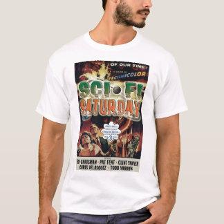 insecto de scifi-sábado camiseta