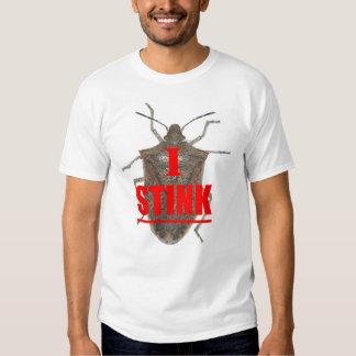 insetos do fedor tshirt