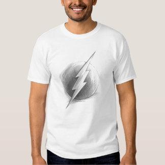Insígnias instantâneas t-shirts