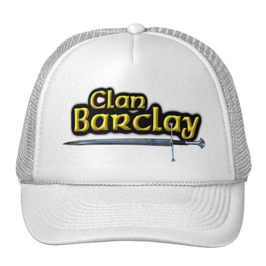 Inspiração do Scottish de Barclay do clã Boné