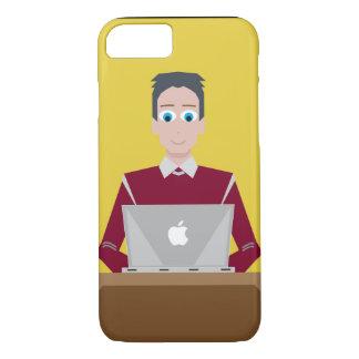 Inspiração do trabalho capa iPhone 7