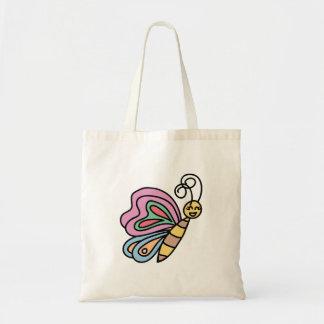 Inspirado pelo bolsa pequeno das borboletas