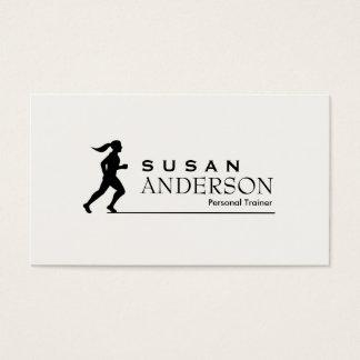 Instrutor & cartão de visita pessoais da malhação