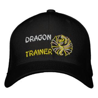 Instrutor do dragão boné bordado