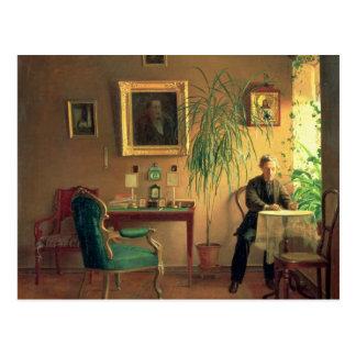 Interior, 1871 cartão postal