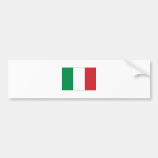 International da BANDEIRA de Italia Adesivos