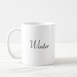 Inverno Caneca