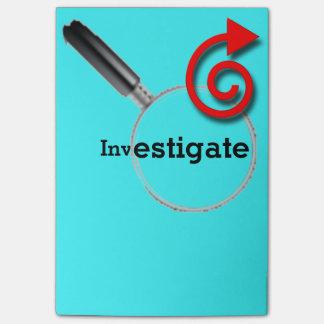 Investigue Bloquinhos De Notas