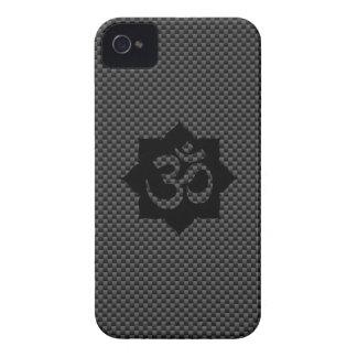 Ioga da espiritualidade de OM Lotus no estilo da Capinhas iPhone 4