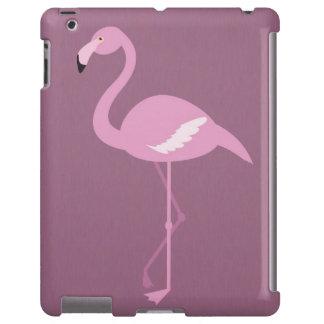 ipad cor-de-rosa da cisne mal capa para iPad
