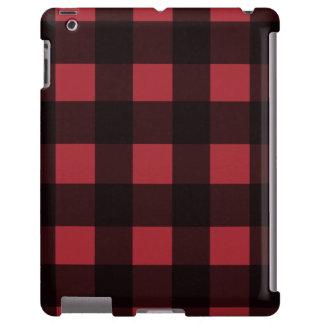 iPad da verificação do búfalo, mal lá caso Capa Para iPad