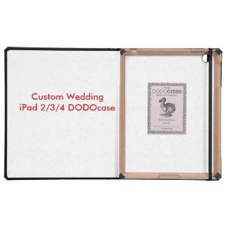iPad feito sob encomenda 2/3/4 DODOcase do Capa iPad