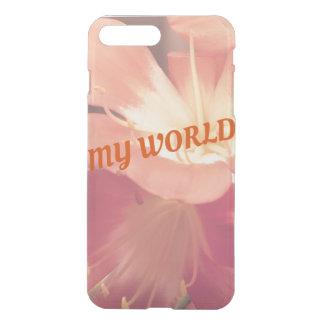 iPhone7 floral mais o caso Capa iPhone 7 Plus