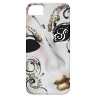 iPhone 5/5S da máscara do mascarada, mal lá Capa Barely There Para iPhone 5