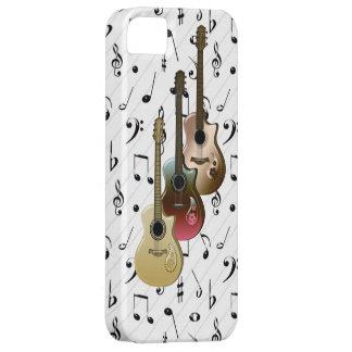iPhone 5 da case mate das guitarra do jogador de Capa Barely There Para iPhone 5