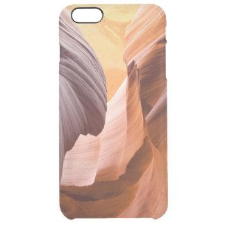iPhone 6/6S da garganta do antílope mais o caso Capa Para iPhone 6 Plus Clear