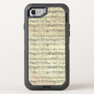 iPhone 6/6s Otterbox da partitura Capa Para iPhone 7 OtterBox Defender