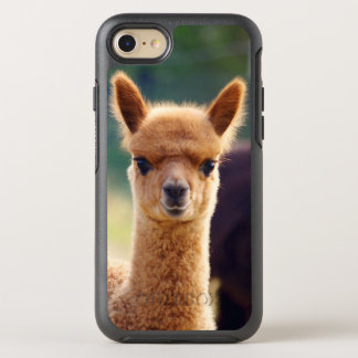 iPhone 6/6s Otterbox de Apple da alpaca do bebê Capa Para iPhone 7 OtterBox Symmetry