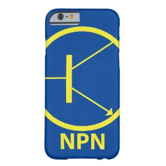 iPhone 6 do transistor de NPN, mal lá Capa Barely There Para iPhone 6