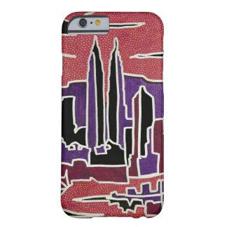 Iphone 6 - Kuala Lumpur Capa Barely There Para iPhone 6