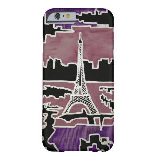 Iphone 6 - Paris Capa iPhone 6 Barely There