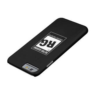 iPhone 6 - RG avaliado para o caso retro do jogo Capa Barely There Para iPhone 6