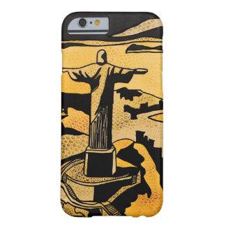 Iphone 6 - Rio de Janeiro Capa Barely There Para iPhone 6