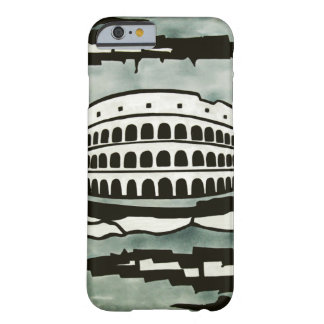 Iphone 6 - Roma Capa Barely There Para iPhone 6