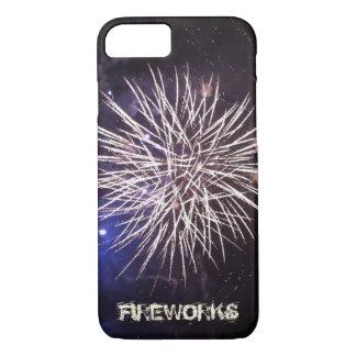 iPhone 7 dos fogos-de-artifício Capa iPhone 8/7