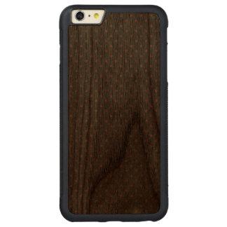 iPhone abundante 6/6s da noz das bolinhas pálidas Capa Bumper Para iPhone 6 Plus De Nogueira, Carved