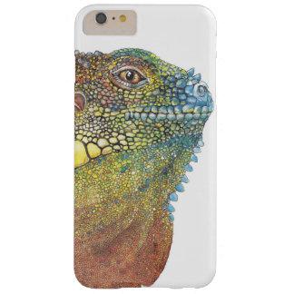 iPhone da iguana/caso do iPad Capa Barely There Para iPhone 6 Plus
