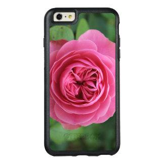iPhone de OtterBox Apple 6 rosas positivos macro