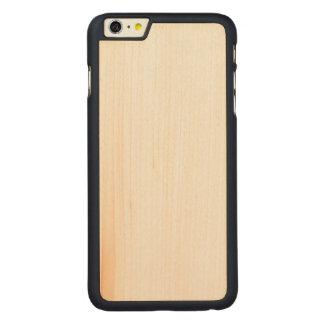 iPhone magro de madeira 6/6s mais o caso Capa Para iPhone 6 Plus De Carvalho, Carved®