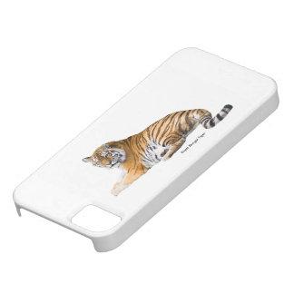 IPhone-SE da imagem do tigre+- Capas Para iPhone 5