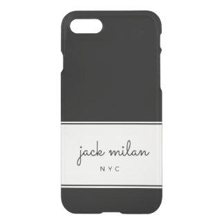 iPhone Shell 6/6S/7/8 da assinatura de Jack Milão Capa iPhone 8/7