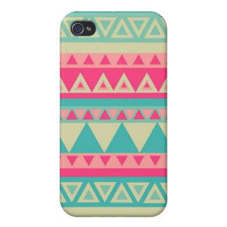iPhone tribal feminino 4/4s do impressão Capas iPhone 4