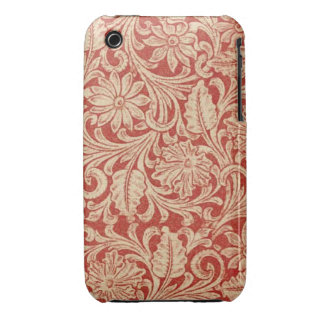 iPhone vermelho floral 3G/3GS da case mate do Capa Para iPhone 3