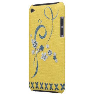 Ipod touch do azul do Cornflower da manteiga do Capa Para iPod Touch