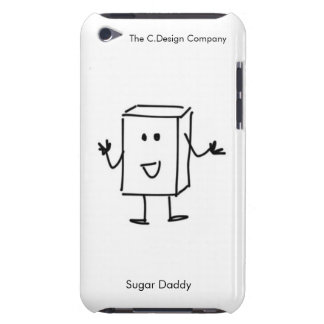 iPod touch Sugar Daddy Case Capa Para iPod Touch