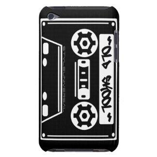 Ipod touch VELHO da gaveta de SKOOL Capa Para iPod Touch