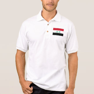 Iraque T-shirt Polo