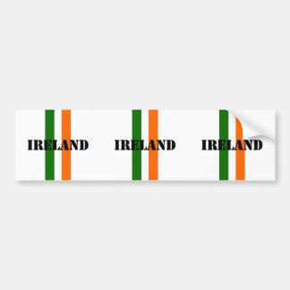 Ireland Adesivo Para Carro