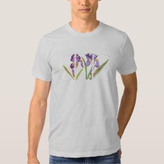 Íris roxa por EelKat T-shirt