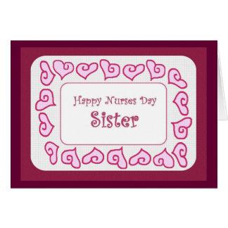 IRMÃ - cartão customizável do dia feliz das