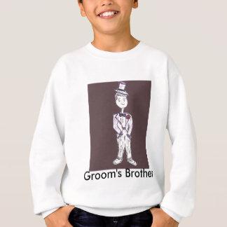 Irmão do noivo/despedida de solteiro camisetas