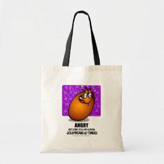 IRRITADO - laranja Bolsa Para Compra