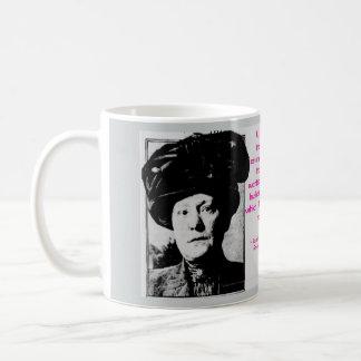 Isabella Goodwin, ø detalhe do detetive da mulher Caneca De Café