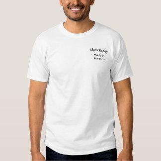 iSolarReady - feito em América T-shirt