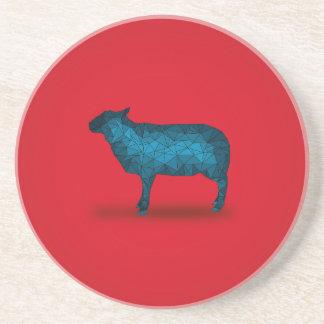 Isso fará o porco… porta copos de arenito