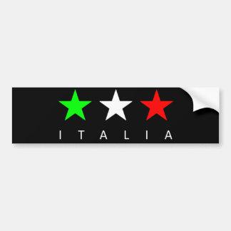 Italia Adesivo Para Carro